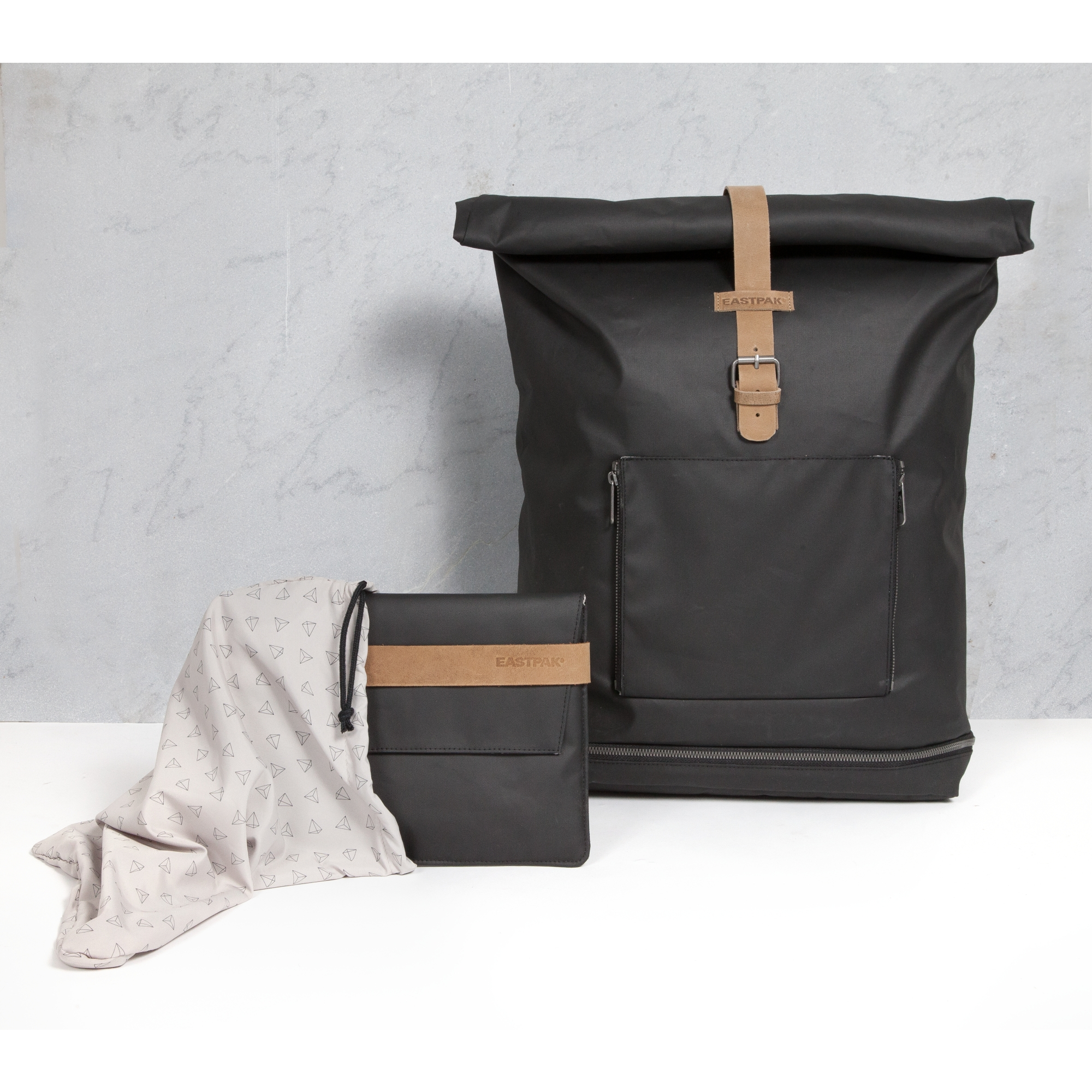 EK62A packaging AMEN STUDIO   Capsule collection per Eastpak