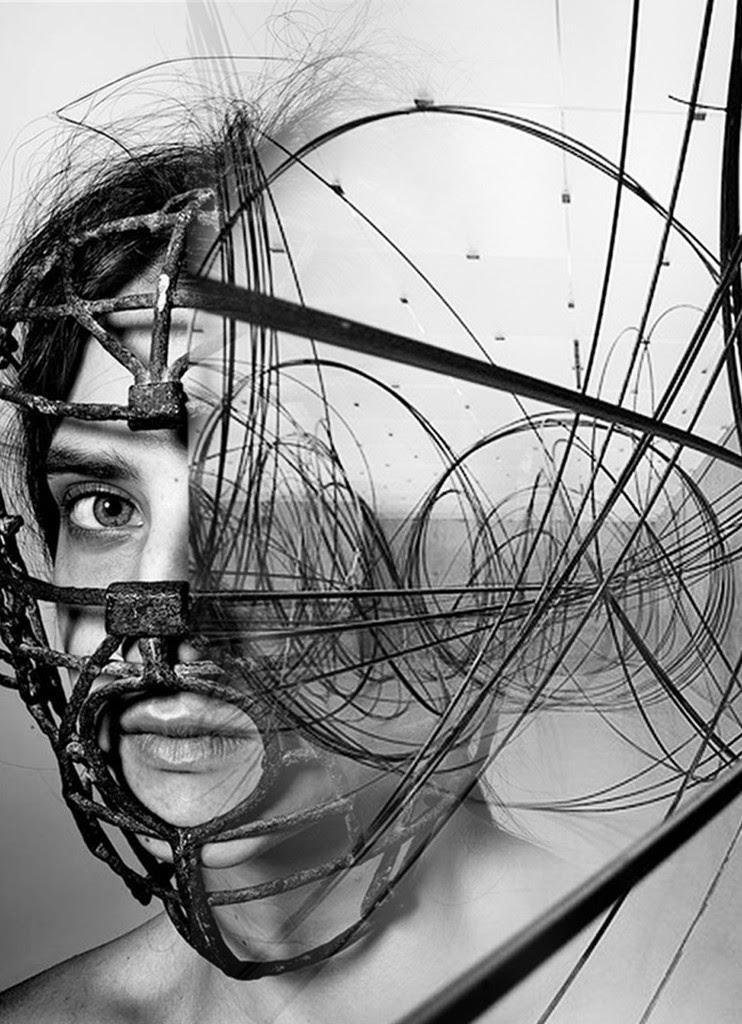 ciclope Antonio Mora ANTONIO MORA   Fusione fotografica