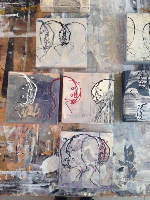 photo14 e1401197507559 PARCOURS DARTISTES ST GILLES   Atelier aperti a Bruxelles