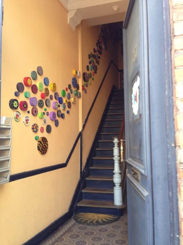 photo83 e1400692696975 PARCOURS DARTISTES ST GILLES   Atelier aperti a Bruxelles