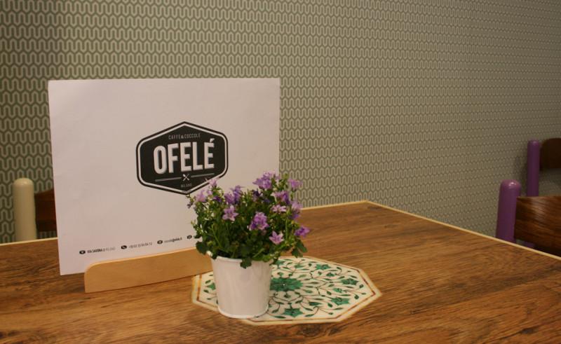 i tavoli handmade e1403538699368 COLAZIONE A MILANO   In zona Tortona scegli Ofelè