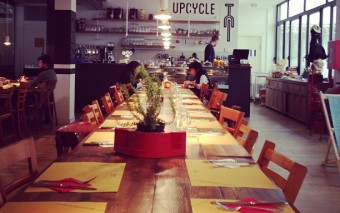 UPCYCLE BIKE CAFE