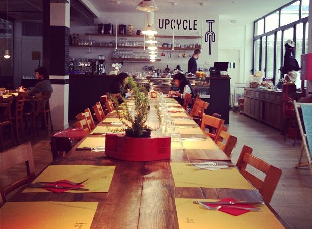 UPCYCLE BIKE CAFE  5