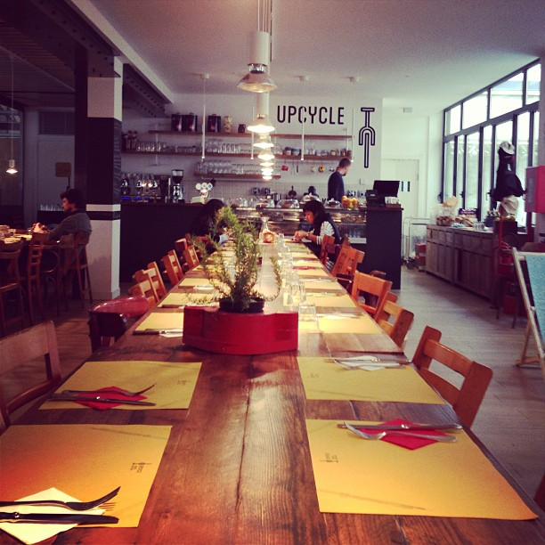 UPCYCLE BIKE CAFE  5