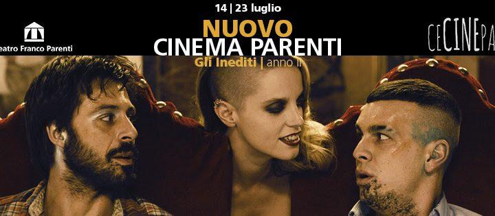 NUOVO CINEMA PARENTI - Torna la rassegna di film inediti