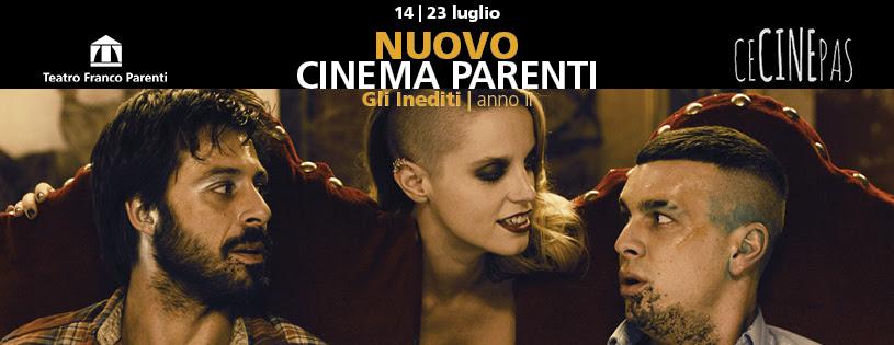 unnamed NUOVO CINEMA PARENTI   Torna la rassegna di film inediti