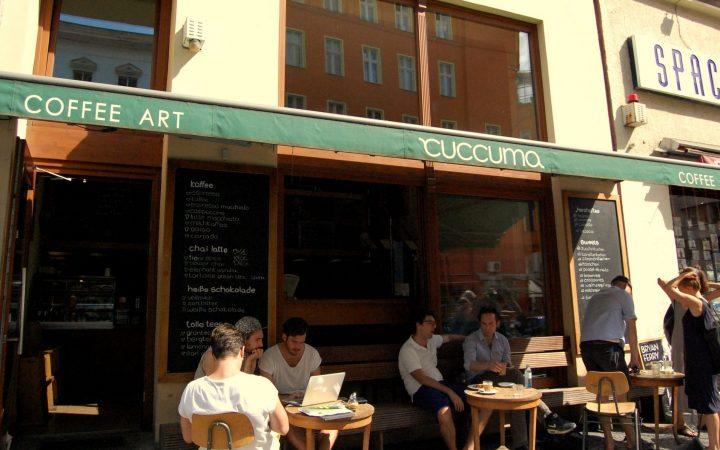 CUCCUMA CAFE KREUZBERG 4