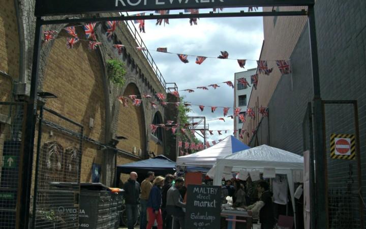 Maltby Street Market london 720x450 MALTBY STREET MARKET