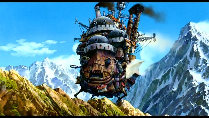 20091213200759Il castello errante di Howl Screenshot SI ALZA IL VENTO E GLI ALTRI CAPOLAVORI DELLO STUDIO GHIBLI