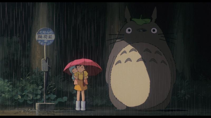 20140803105347Tonari no Totoro Bluray snapshot e1410858115418 SI ALZA IL VENTO E GLI ALTRI CAPOLAVORI DELLO STUDIO GHIBLI