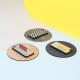 Le cover per iPhone di Wood'd, rigorosamente in legno