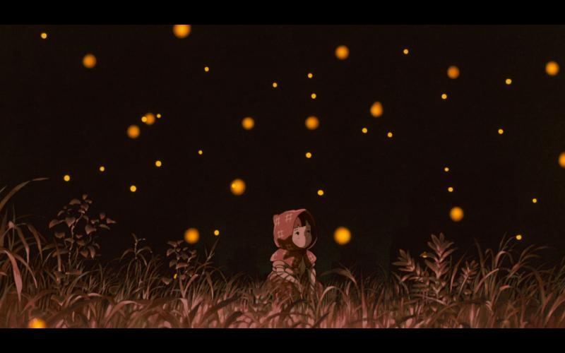 grave of the fireflies 5 e1410858995931 SI ALZA IL VENTO E GLI ALTRI CAPOLAVORI DELLO STUDIO GHIBLI