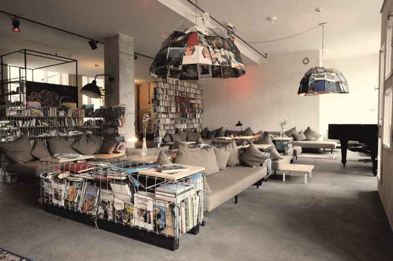 michelberger hotel berlin 1 e1411381885730 HOTEL HIPSTER