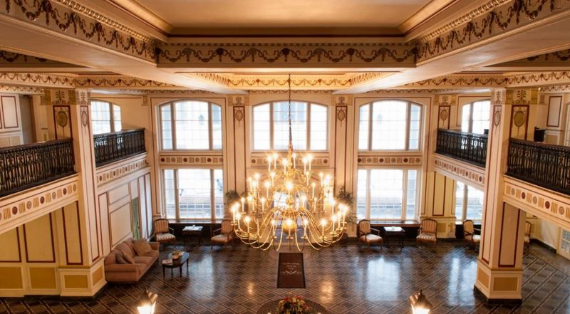The George Washington 1 e1414155979185 HORROR HOTEL PER HALLOWEEN