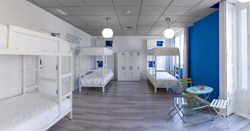 u hostel madrid 009 e1412588253769 I MIGLIORI OSTELLI IN EUROPA SECONDO TRIVAGO
