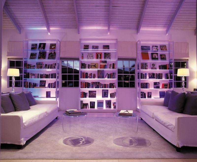 Carlisle Bay Library e1417517369930 Bibliothèque hotel