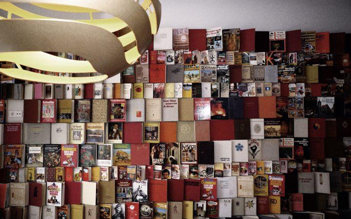 Bibliothèque hotel 12
