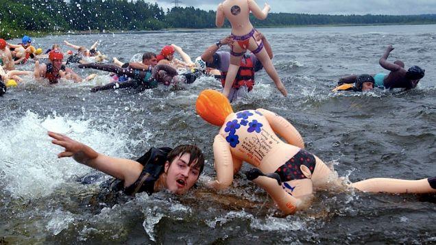 sex dolls rafting TRE NUOVI SPORT DA PROVARE NEL 2015
