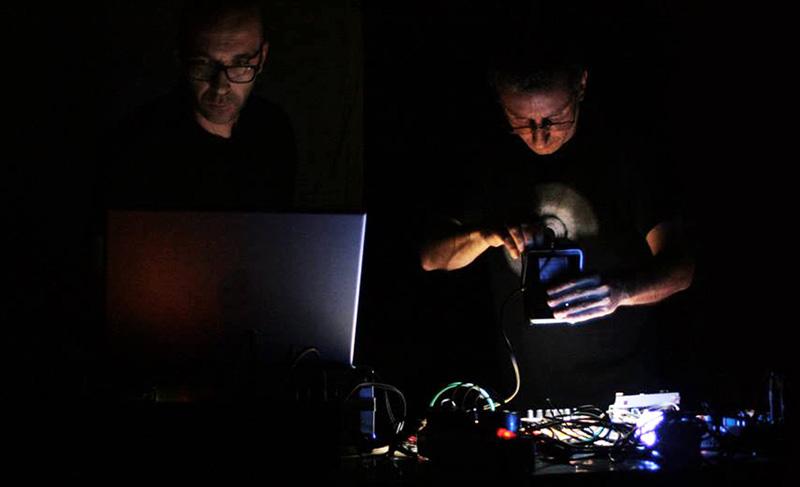 otolab dystopia live Otolab & Stephan Mathieu