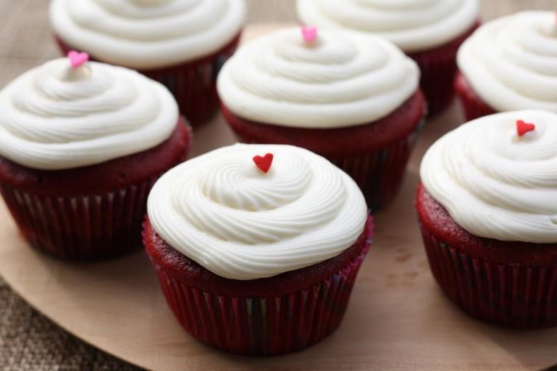 Red Velvet Cupcakes Love Cute e1423498862918 IDEE PER SAN VALENTINO