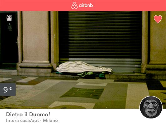 HomelessHome Giorgio #HOMELESSHOME