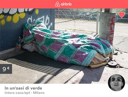 HomelessHome Giulio #HOMELESSHOME