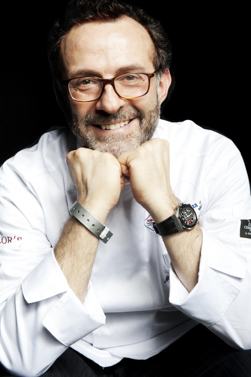 Massimo Bottura Brambilla Serrani e1430396091167 FOOD EXPO Milano 2015