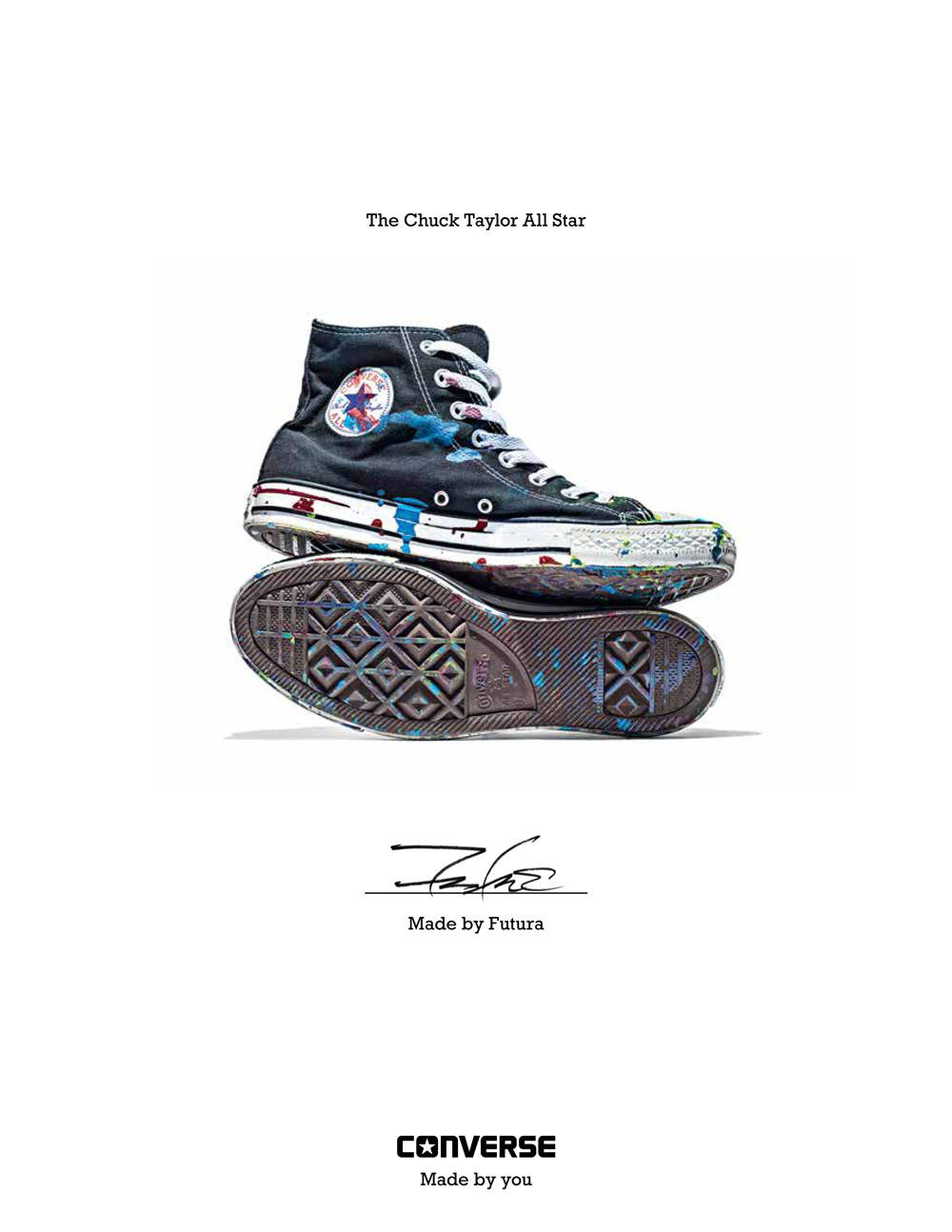 Converse SS15 Layouts A Listers 1 CONVERSE CHUCK TAYLOR