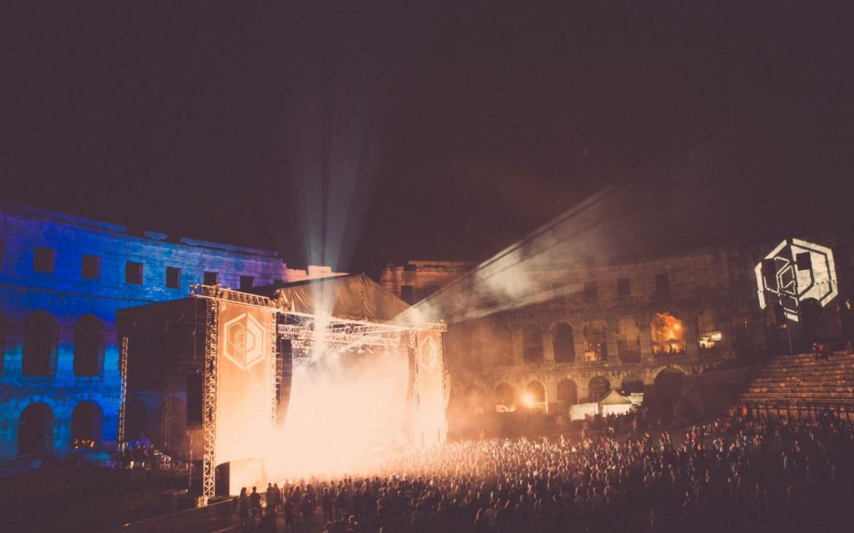 Dimensions Roman Amphitheatre credit Dan Medhurst 1170x731 Dimensions Festival 2015