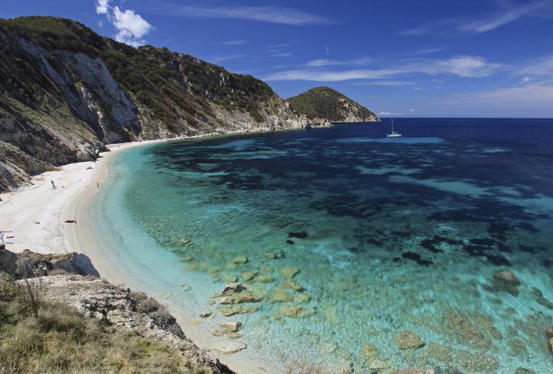 Portoferraio La spiaggia di Sansone e1436368679958 LAUTENTICO BACARDI