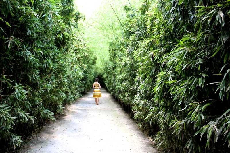 labirinto della masone 41 Il labirinto di Franco Maria Ricci