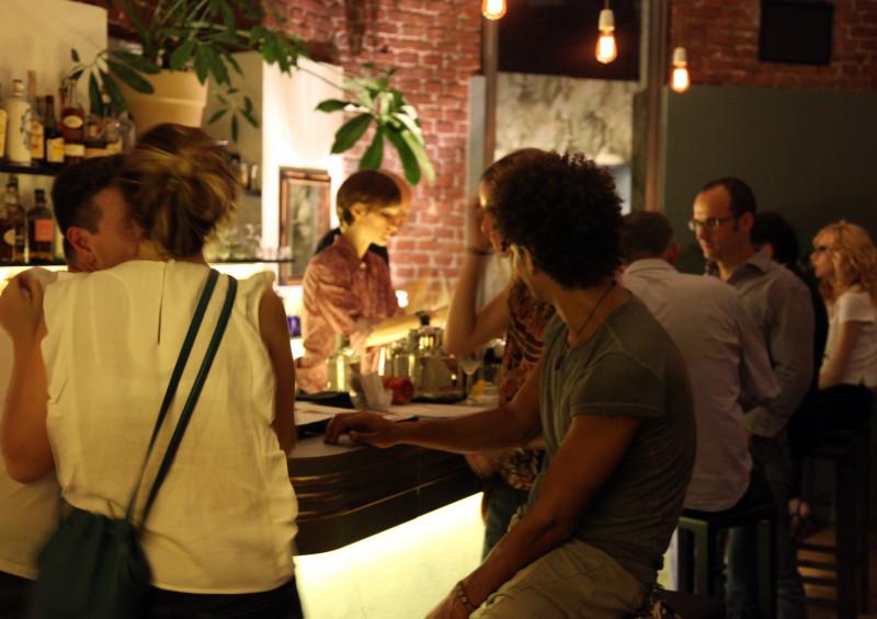 The Botanical Club cocktail bar 4 e1443044590986 The Botanical Club