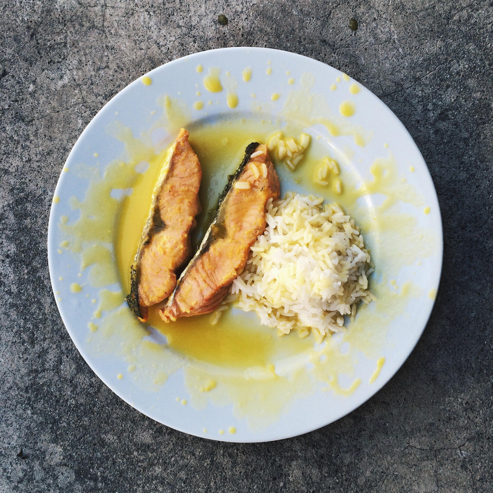 salmone agrumi 2 Il salmone di Nanuk