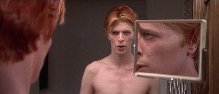 David Bowie Luomo che cadde sulla Terra DAVID BOWIE AL CINEMA