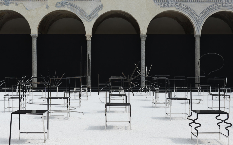 nendo chairs 1 2 1170x731 BREVE MEMOIR SULLA DESIGN WEEK
