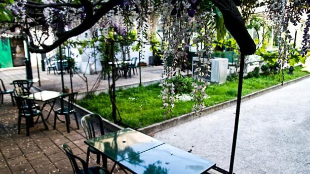 grand hotel osteria il giardino 9aa35 MANGIARE ALLAPERTO A MILANO