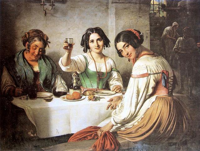 5 osterie di milano per sentirsi a casa della nonna for Antiche ricette romane