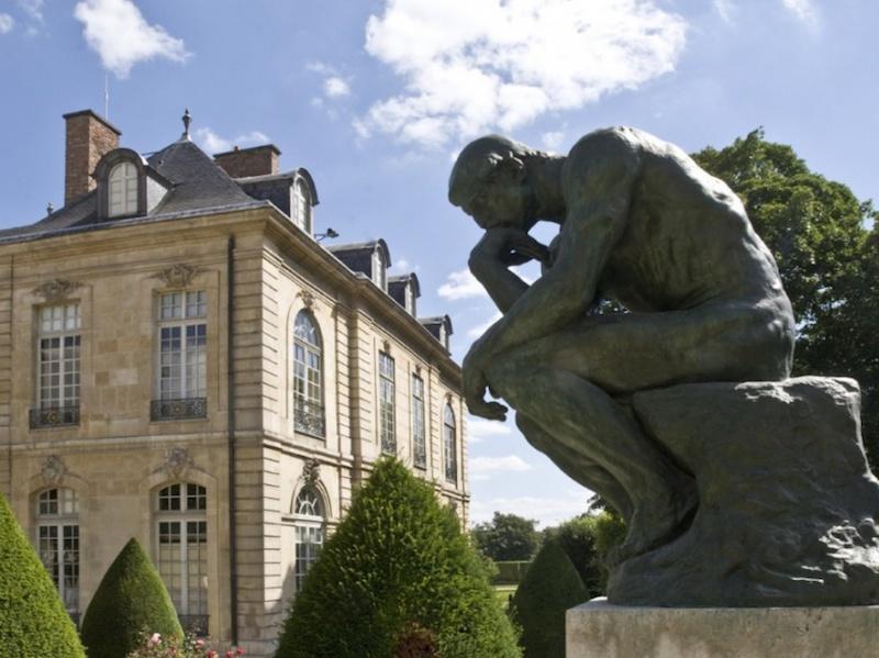 museo rodin Se siete a Parigi