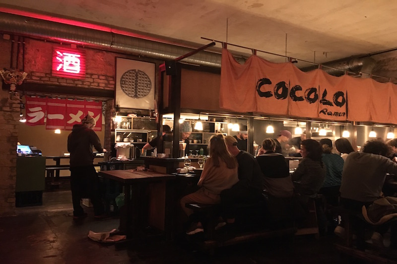 Cocolo Ramen Berlin WEEKEND A BERLINO