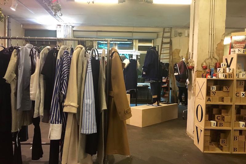 Voo Store Berlin 2 WEEKEND A BERLINO