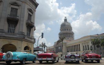 CUBA BY BUS