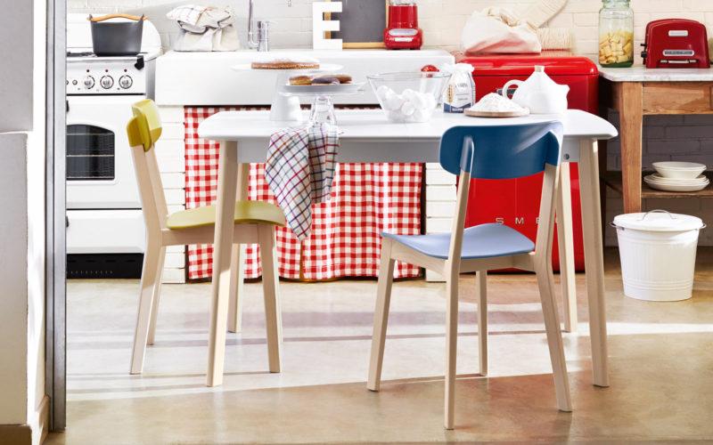 Sedie Calligaris per la cucina vintage e1485344785325 LUOVO CAFFETTERIA DESIO