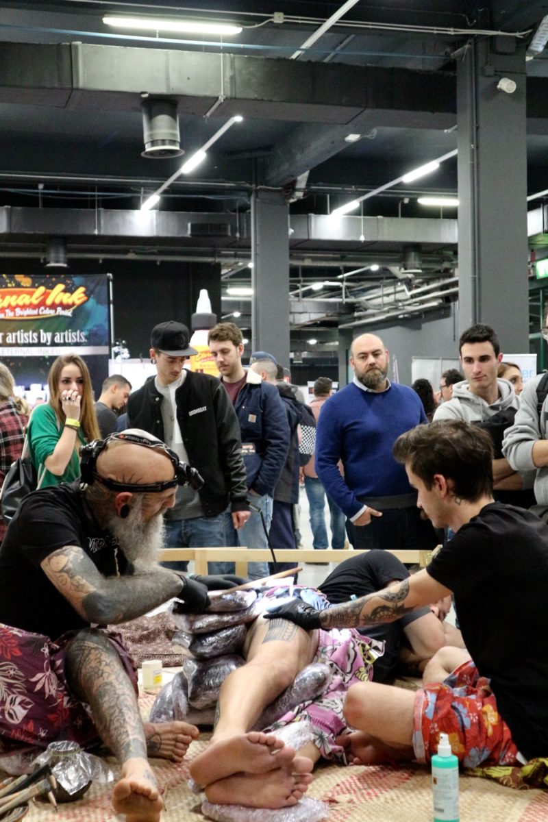 IMG 3122 e1486377632170 MILANO TATTOO CONVENTION 2017
