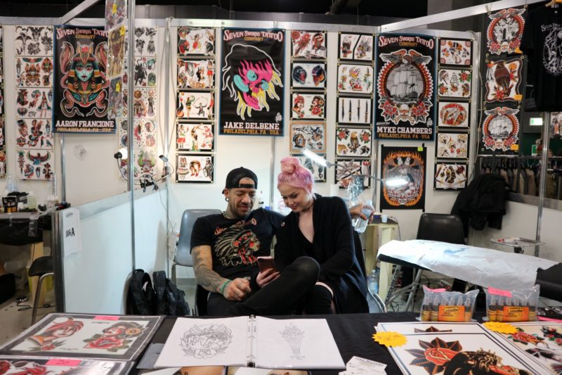 IMG 3154 e1486377168154 MILANO TATTOO CONVENTION 2017