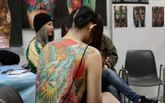 MILANO TATTOO CONVENTION 2017