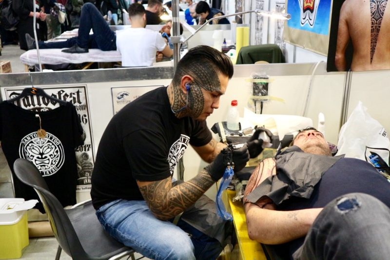 IMG 3223 e1486376678948 MILANO TATTOO CONVENTION 2017