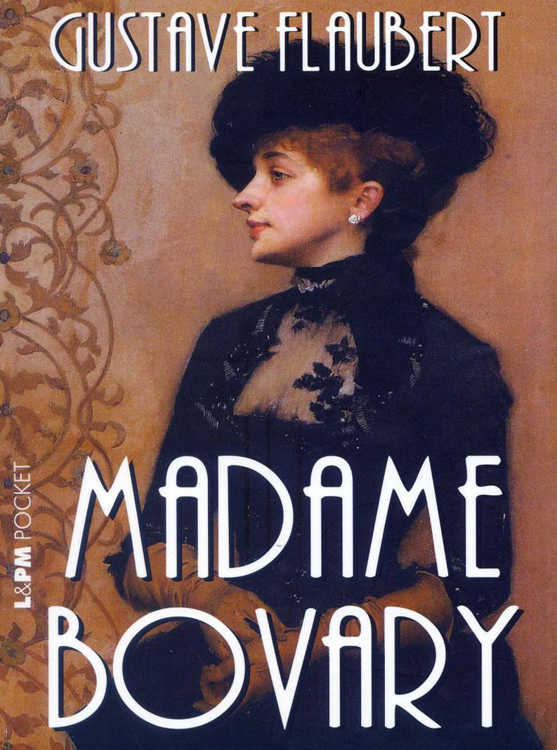 Madame Bovary book libro 1 CHE COS'E L'AMORE