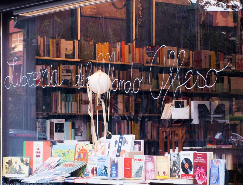 libreria mondo offeso milano via cesariano e1487772674471 BOOK CAFE