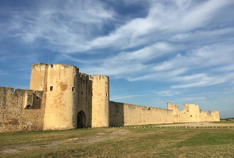 Aigues Mortes 1 VIAGGIO IN PROVENZA
