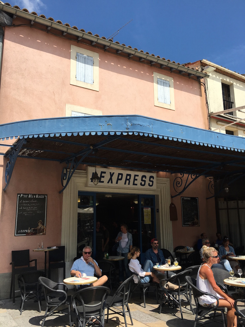 Aigues Mortes LExpress VIAGGIO IN PROVENZA